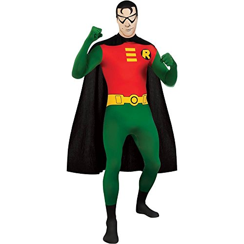 Robin 2nd Skin Suit Adult Costume