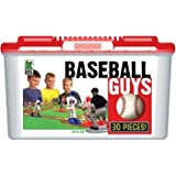 Baseball Guys by Kaskey Kids - Red and Blue
