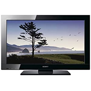 Sony Bravia KDL32BX300 32-inch Widescreen LCD TV with Freeview Bravia Engine 2