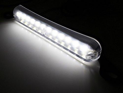 Плита лицензии Universal Fit Bolt-On 12-LED