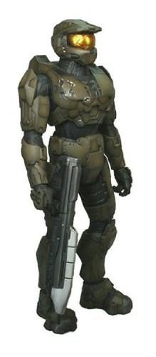 Buy Low Price Corgi Corgi Halo 3 18″ Artculated Master Chief Figure (B0019HA8W8)