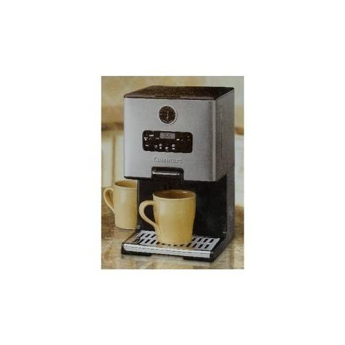 Amazon.com: Cuisinart Coffee On Demand Coffee Maker: Drip ...
