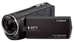 Sony HDR-CX220 Videocamera Full HD, 8.9 Mpx, Sensore CMOS Exmor R, Nero