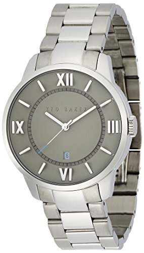 Ted Baker Three-Hand Stainless Steel Men's watch #TE3054