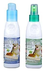 Petzlife Oral Gel 4Oz and Oral Spray SET