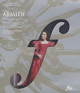Lully Armide Christie - Carsen - Les Arts Florissants Thtre Des Champs-elyses 2008 Blu-ray by Fra Musica
