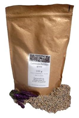 Naturix24 - Lavendelblüten duftintensiv - 100g Beutel von Holger Senger Naturrohstoffe auf Gewürze Shop