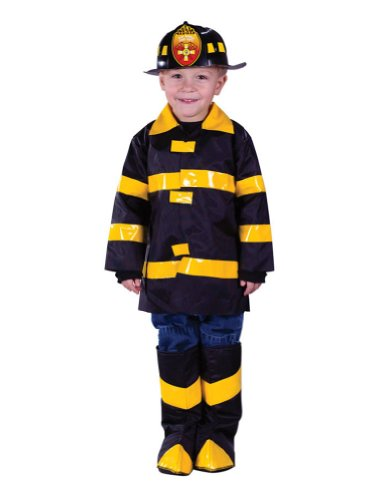 Baby-boys - Fire Chief Toddler Costume Lg Halloween Costume