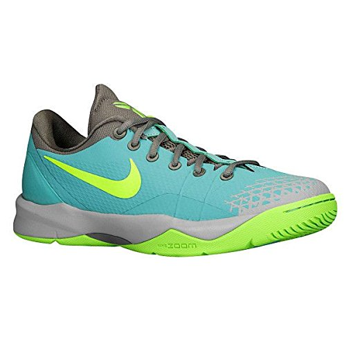 Mens Nike Zoom Kobe Venomenon 4 Basketball Shoes GreyPurple