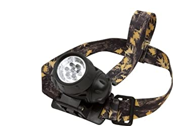 Totes Camo LED Headlamp