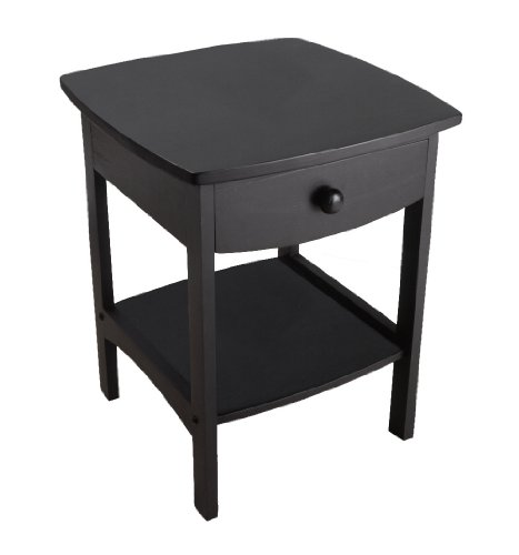 Cheap Curved End / Night Table with Drawers Curved End / Night Table with Drawers (PRA4156568)