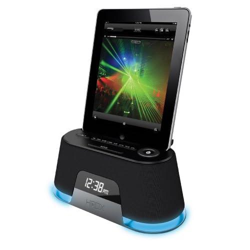 HMDX Audio HX-B322 Unwind Bedside Alarm Dock