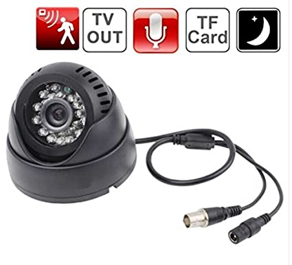 Secure-U-24-IR-Day/Night-Vision-Inbuilt-Dvr/Memory-Slot-CCTV-Camera