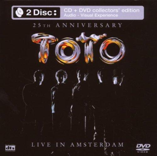Live in Amsterdam (CD+DVD)