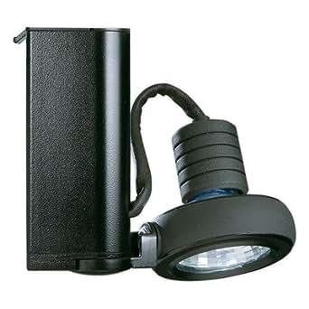 Soft Edge Ring MR16 Bi Pin Track Light Finish Matte Black Track Lighting H