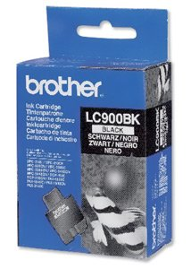 BROTHER Cartouche encre LC900BK - Noir