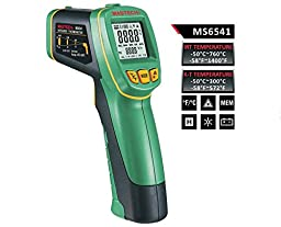 MASTECH MS6541 Handheld Non-contact Infrared Thermometer (-5039;C~76039;C)