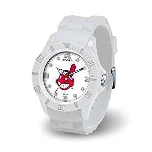 MLB Cleveland Indians Ladies Cloud Watch by Sparo