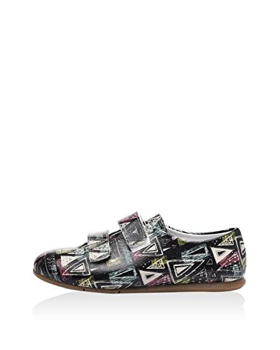 STREETFLY Zapatos Crt-2511 Negro / Multicolor