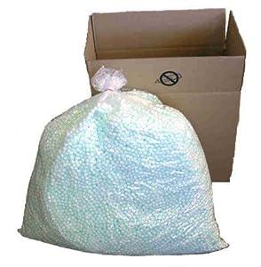 Amazon Com Extra Bean Bag Filling 2 5 Cubic Feet Toys