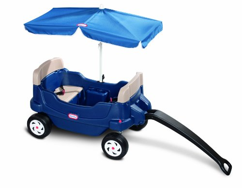 Little Tikes Cozy Cruisin Wagon With Umbrella
