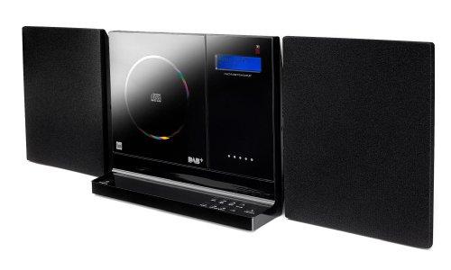 dual vertical dab 101 stereo kompaktanlage mit. Black Bedroom Furniture Sets. Home Design Ideas