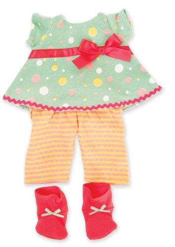 Manhattan Toy Baby Stella Pretty Party Baby Doll Clothing