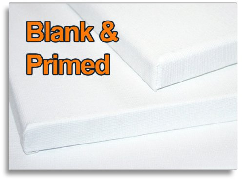 54 ' Artist Primed Canvas 100% Cotton Black Friday & Cyber Monday 2014
