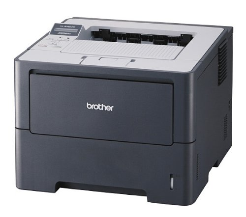 brother A4モノクロレーザープリンター JUSTIO 40PPM/両面印刷/有線・無線LAN HL-6180DW