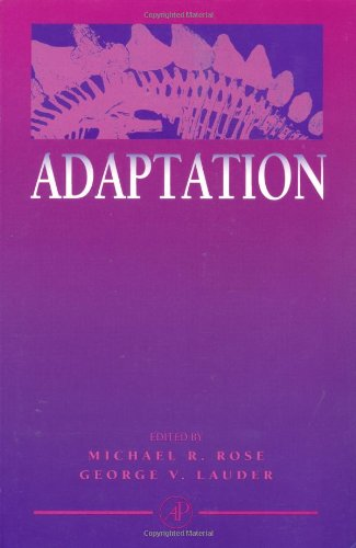 Adaptation (Adaptation And Natural Selection compare prices)
