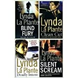 Lynda La Plante Lynda La Plante Best Seller - 4 Book Collection (Silent Scream, Blind Fury, Deadly Intent, Clean Cut)