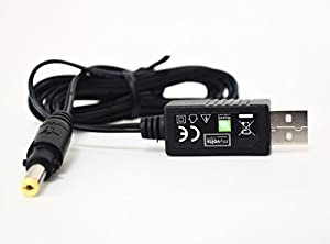 9V USB power cable for Korg EX-800 Synth