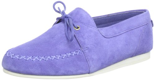 Flip*flop lenni lo Lace-Ups Womens Blue Blau (pool/lotion 424) Size: 4 (37 EU)