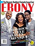 img - for Ebony Magazine Chris Rock, Steve Harvey Mo'nique, Cedric the Entertainer, Sheryl Underwood, D.L. Hughley, Loni Love, Chris Spencer, Craig Robinson, Tracy Morgan, Kenan Thompson, Jay Pharoah, Wyatt Cenac, J.B. Smoove, and the Wayans Brothers (April 2011) book / textbook / text book
