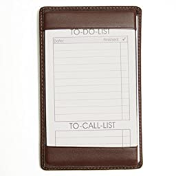 Royce Leather Note Jotter (Coco)