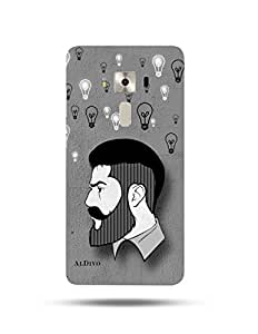 alDivo Premium Quality Printed Mobile Back Cover For Asus Zenfone 3 Deluxe ZS570KL / Asus Zenfone 3 Deluxe ZS570KL Back Case Cover (MKD127)