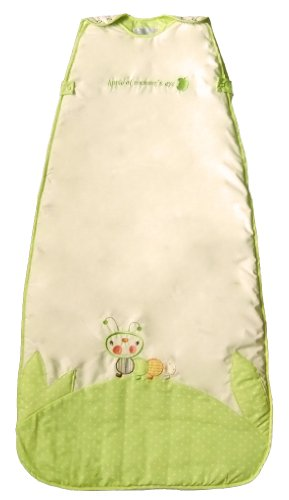 Limited Time Offer! The Dream Bag Baby Sleeping Bag Caterpillar 6-18 Months 1.0 TOG - Cream - 1