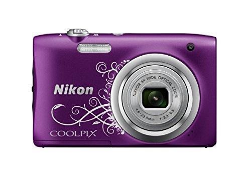 nikon-coolpix-a100-appareil-photo-compact-20-mpix-violet-lineart