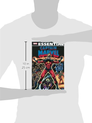 Essential Captain Marvel 02