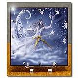 Cure for Insomnia - 6x6 Desk Clock