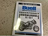 1995 1996 BUELL THUNDERBOLT S2 S2 T Service Shop Repair Manual BRAND NEW