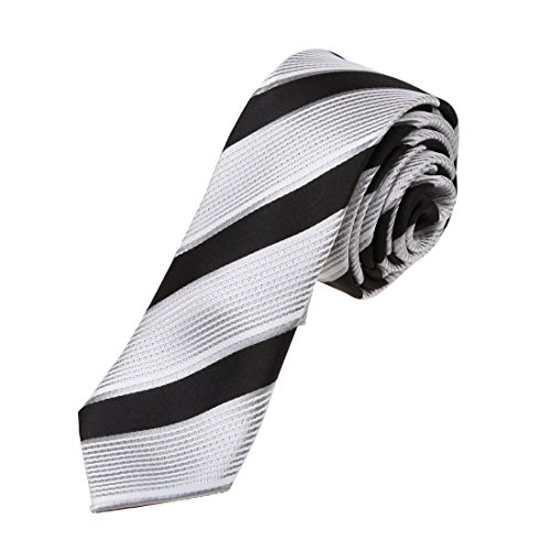 DAE7A01-Series-Stripes-Microfiber-Skinny-Tie-for-Wedding-By-Dan-Smith
