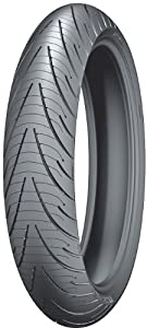 Michelin Pilot Road 3 Motorcycle Tire Sport Touring Front 120 70-17 by Michelin