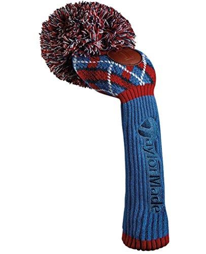 taylormade-pom-fundas-para-hombre-color-azul-rojo-talla-unica
