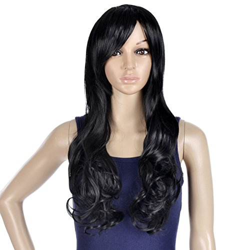 Cosplay Curly Wavy Wig