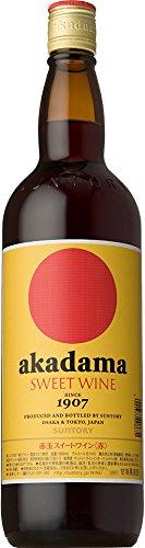 サントリー 赤玉 スイートワイン(赤)キング