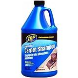 Zep Carpet Shampoo Bottle 1 Gal