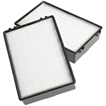 Bionaire A1230H HEPA Replacement Filters