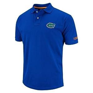 Florida Gators Mens Premium Polo Short Sleeve Shirt by Colosseum
