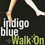 Walk On-indigo blue